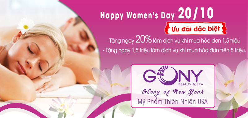 GIFT FOR YOU  - HAPPY WOMEN'S DAY