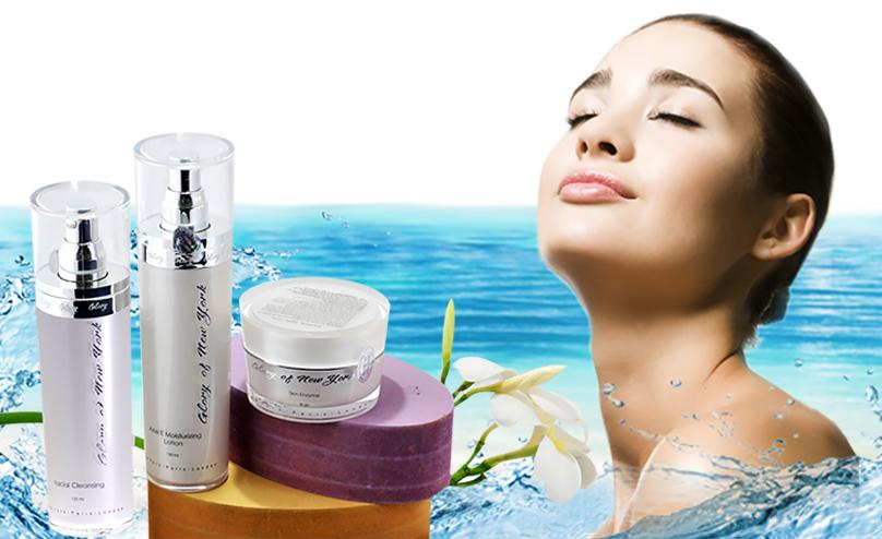 dry skin care cosmetics