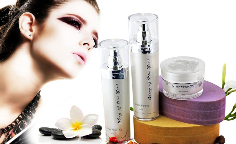 oily skin care cosmetics