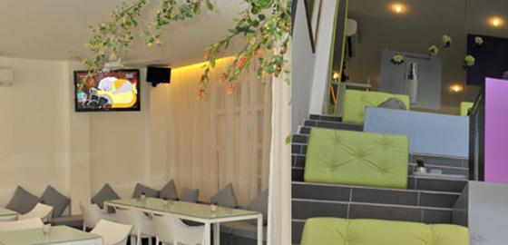 Giới thiệu về nhà hàng GONY Spa & Cafe Lounge