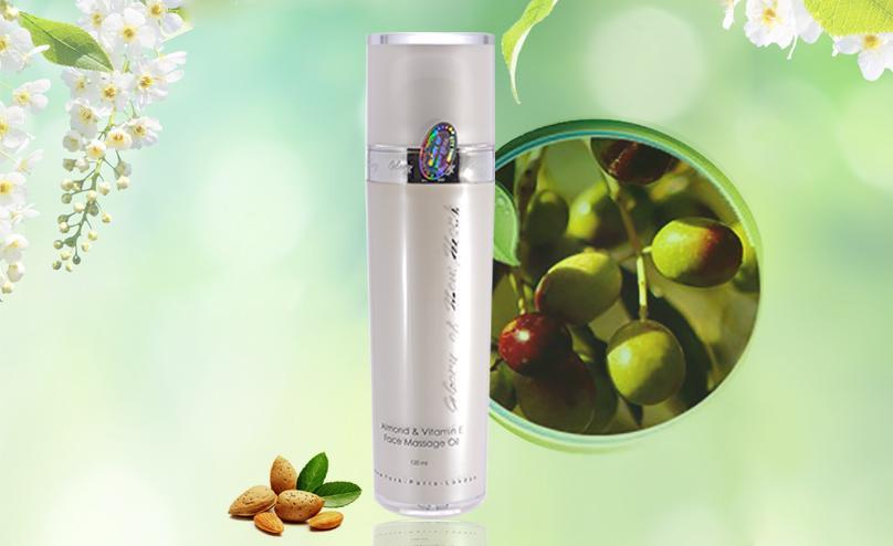Face Massage Oil 120ml